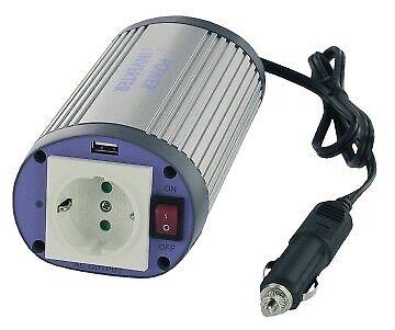 Albrecht inverter a301-150w 12v USB