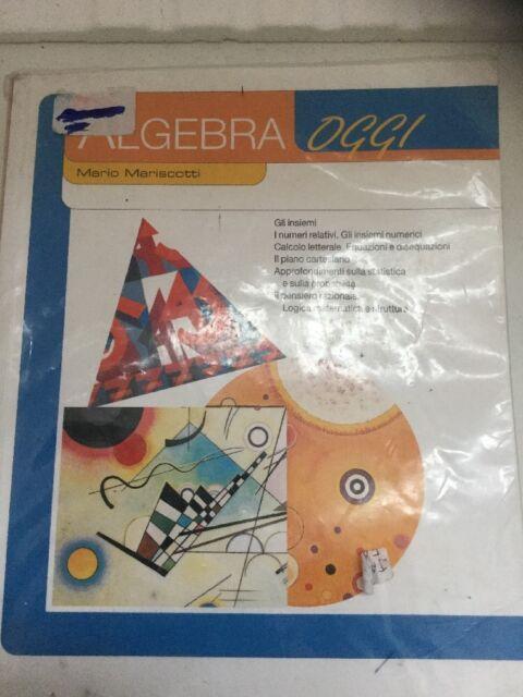 Algebra. Con espansione online. Scuola media di Mario Mariscotti - Petrini, 2005