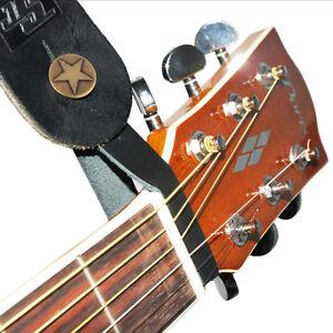 Bracelet En Cuir Crochet Pour Guitare Acoustique. Disponible En 2 Couleurs!-afficher Le Titre D'origine Uvkrxhay-07174430-850920103
