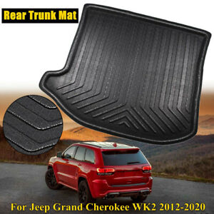 Car Rear Trunk Mat Boot Liner Cargo Tray For Jeep Grand ...