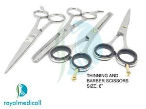 15-2cm-Forbici-Professionali-da-Barbiere-Parrucchiere-Capelli-Cutting-per