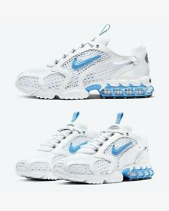 Nike-Air-Zoom-Spiridon-Cage-2-White-University-Blue-Stussy-UK2-5-3-5-4-5-5-7-7-5