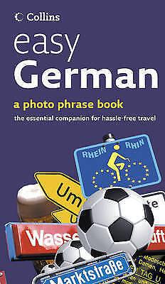 Easy German: Photo Phrase Book (Collins)
