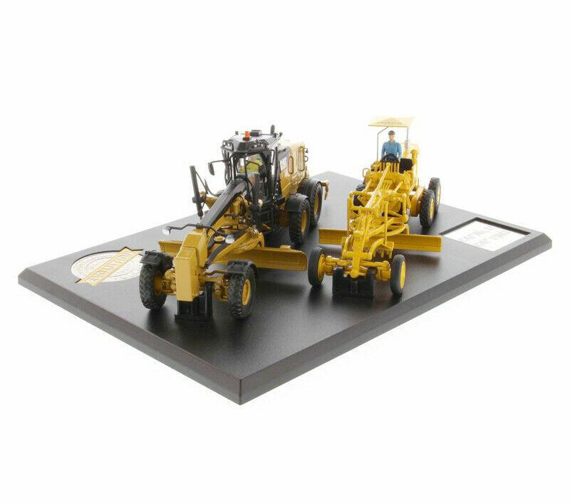 1 50 Cat Caterpillar Nº 12 Motor grado y 12M3 Motor clasificadora Egineering Modelo Juguetes