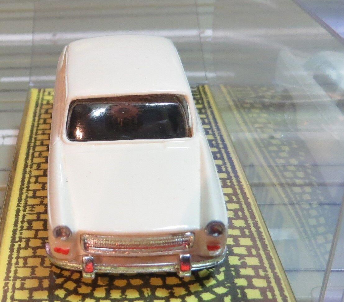 Für H0 Slotcar Racing Modellbahn -- Peugeot 404 von Bauer in OVP