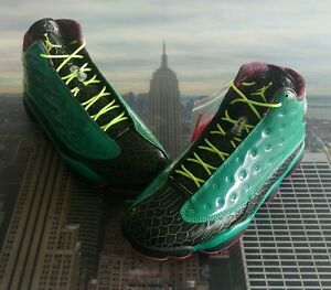 low priced 3e065 3546a Image is loading Nike-Air-Jordan-XIII-13-Retro-DB-Doernbecher-