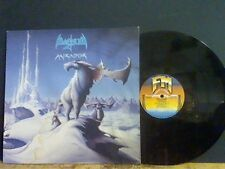 MAGNUM  Mirador LP  1st pressing  textured sleeve  Lovely copy !