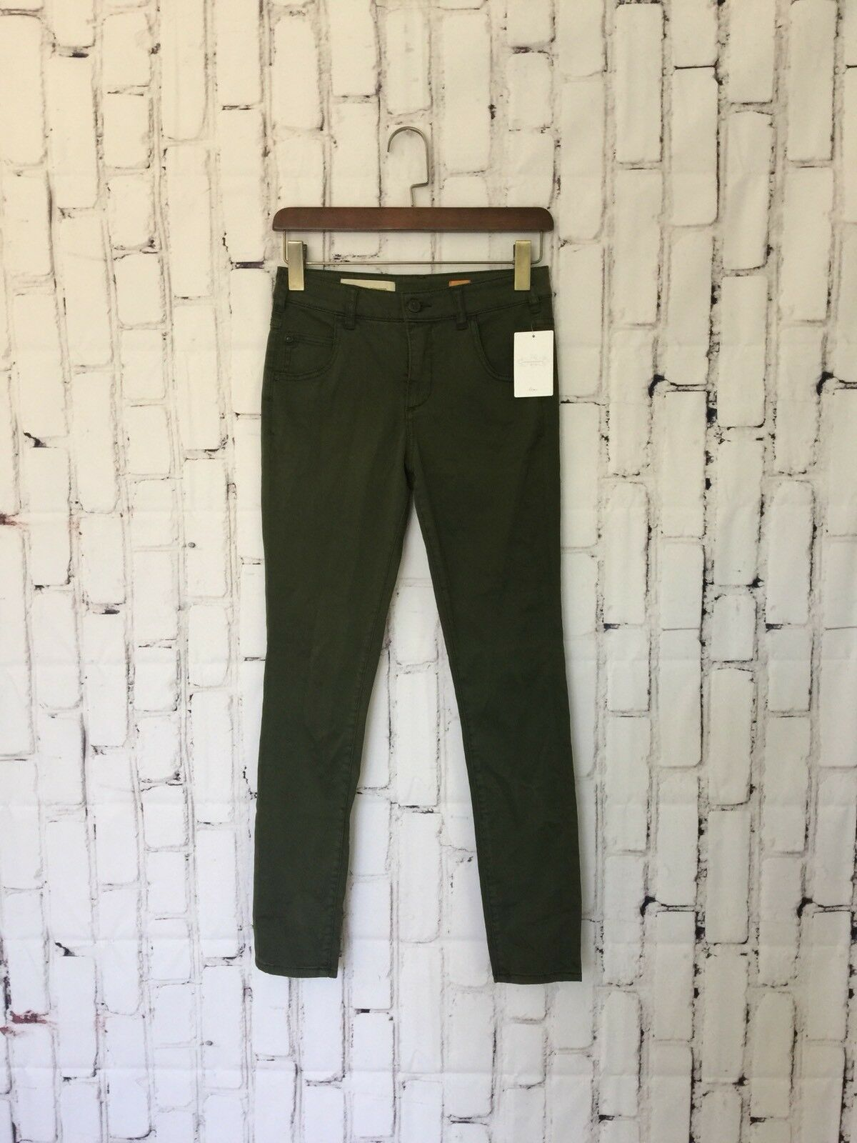 Anthropologie pilcro and the letterpress Womens Pants Size 26 The Superscript