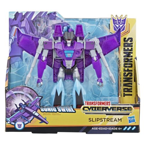 Transformers Cyberverse Ultra Class Slipstream MISB in USA