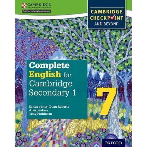 1 of 1 - Complete English for Cambridge Secondary 1 Student Book 7: For Cambridge Checkpo