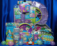 Fairly Odd Parents Party Set 27 Fairly Odd Parents Party Pieces Party Favors