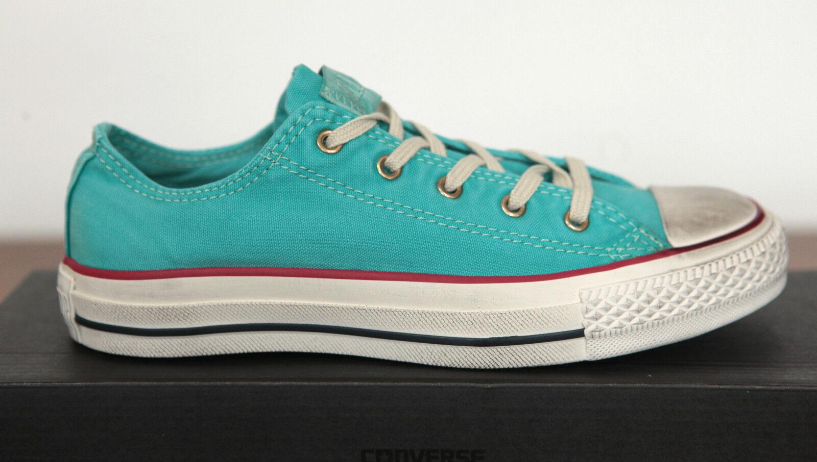 Neu All Star Converse Chucks Low Can Sneaker Well Worn 136714c Gr.36 UK 3,5