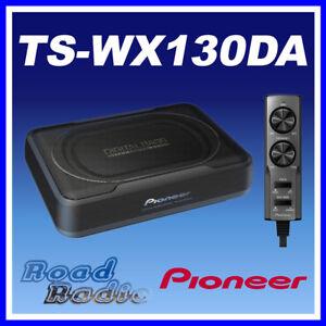 Pioneer TS-WX130DA Untersitz Aktiv Subwoofer mit Fernbedienung