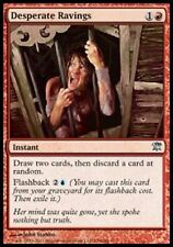 *MRM* FR 4x Divagations de desespoir ( Desperate Ravings) MTG Innistrad