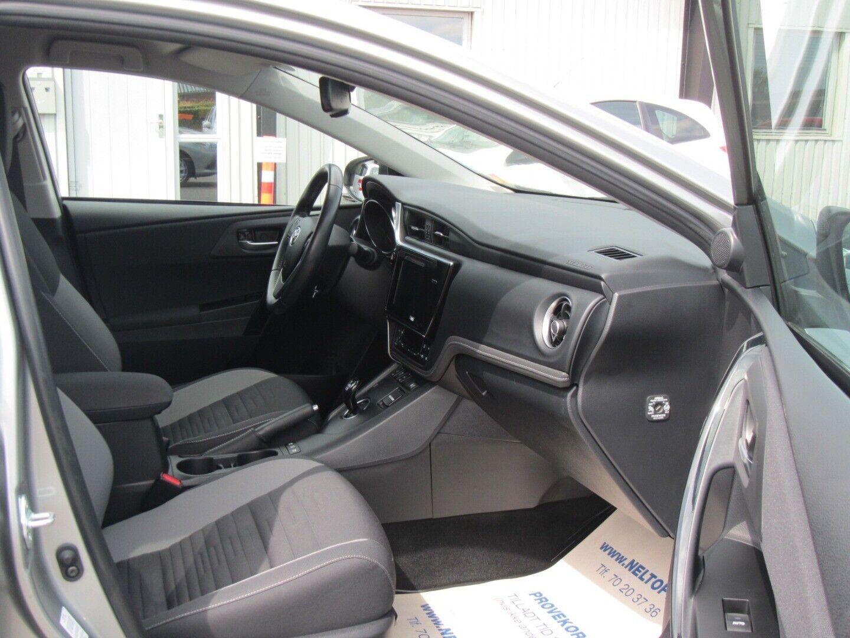 Toyota Auris 1,8 Hybrid H2 Selected Touring Sports CVT