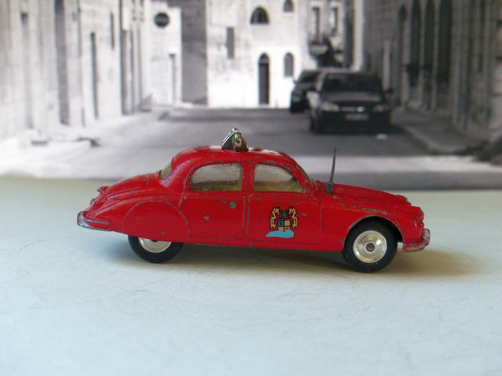 Corgi Toys 213S Jaguar 2.4  Fire Service  abordable