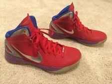 Nike Hyperdunk Supreme PE Size 11.5 Zoom 469776-601 Blake Griffin Red Blue