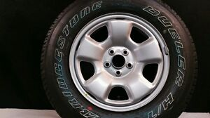 1999 subaru forester oem full size spare tire emergency spare wheel new ebay. Black Bedroom Furniture Sets. Home Design Ideas