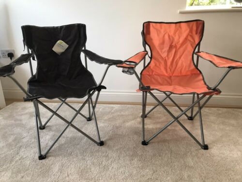 camping chairs brand new with tags