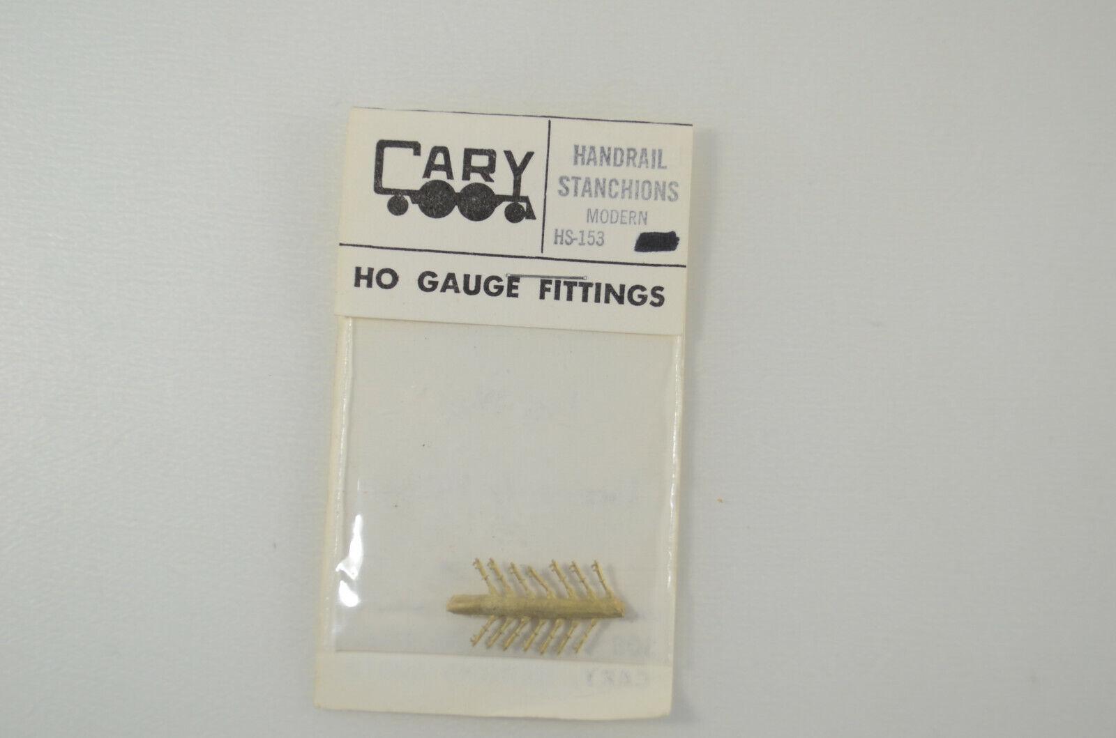 brass casting Cary Locomotive Works HO #530 Harriman Detail Kit