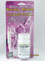 Well Water Nitrate And Nitrite Test Strips, Great Test For Drinking Water.