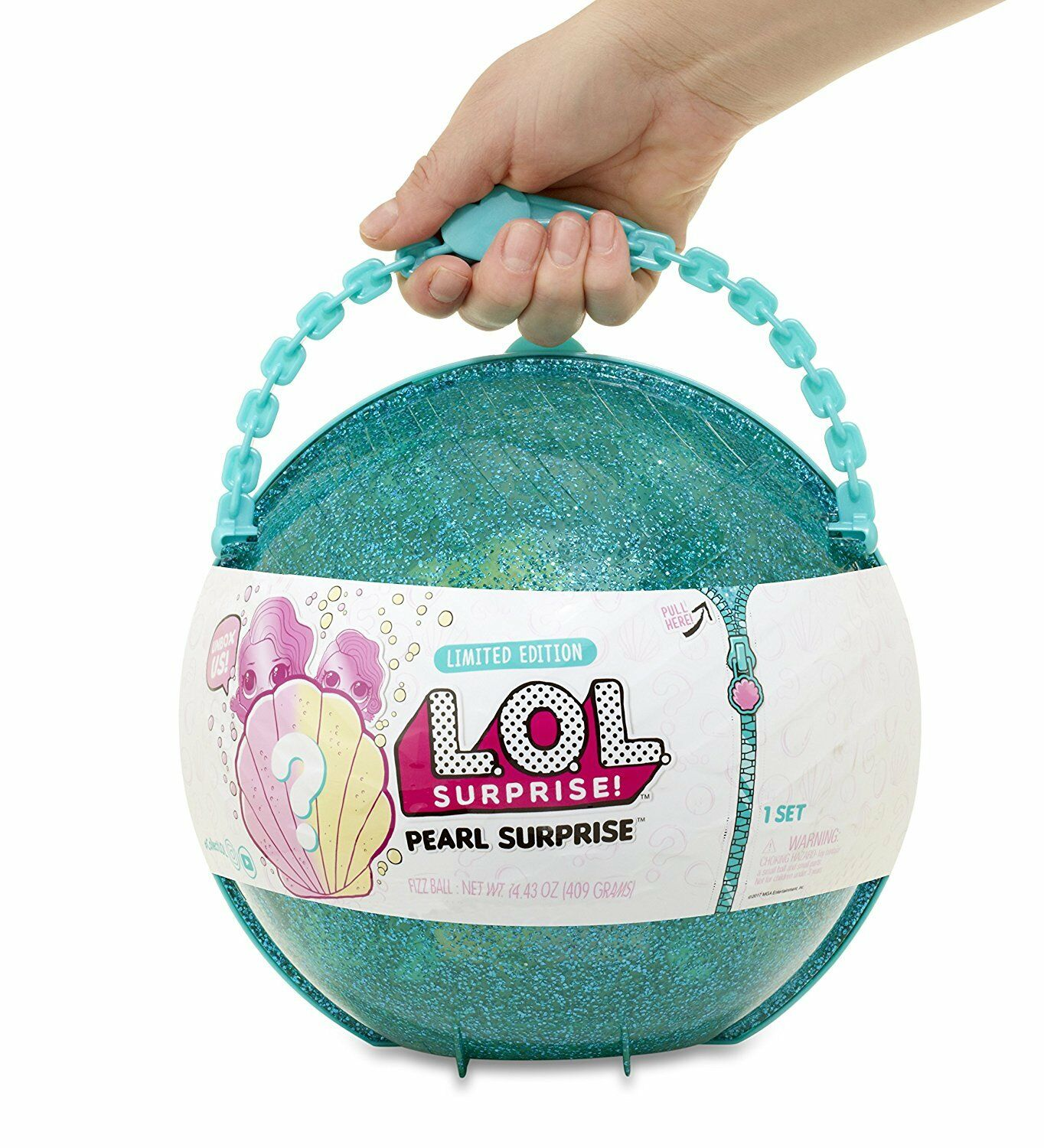 Mga Entertainment L. O.L.Surprise   Pearl Surprise 2 Puppenhaus Limited Edition