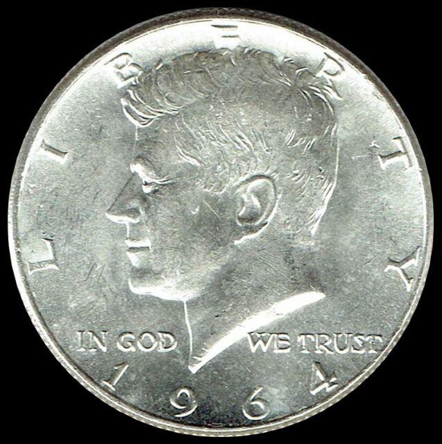 1990-P GEM BU  Mint State Kennedy US Half Dollar Coin