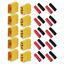 XT30-XT60-XT90-Hochstrom-Goldstecker-Buchse-Lipo-Akku-inkl-Schrumpfschlauch-RC Indexbild 3