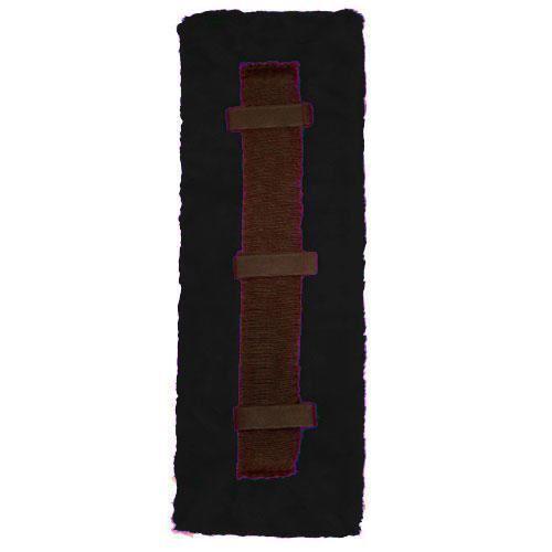 Intrepid International Nouveau ouatine synthétique harnais cheval pad crochet et boucle
