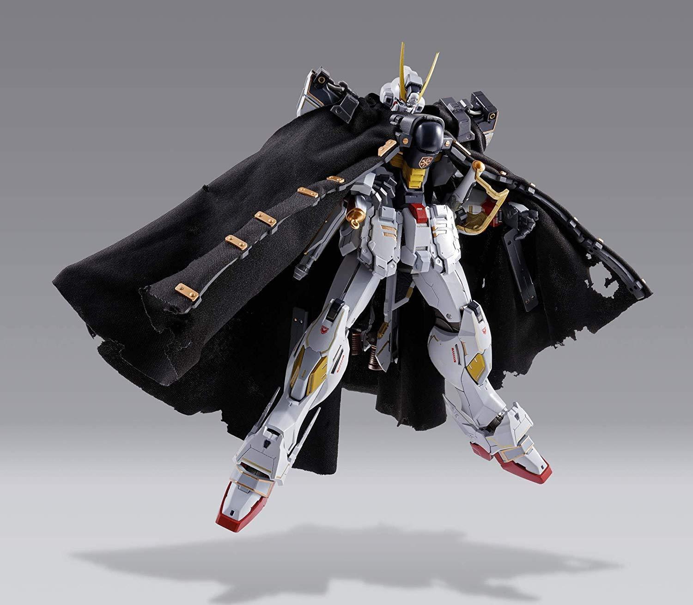 BANDAI Metal Build Gundam Crossbone X1 Figura de Acción Japón Importación Oficial
