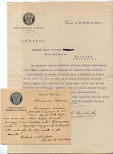 1922-174-LOTTO-LETTERE-DIRETTORE-CONSERVATORIO-BENEDETTO-MARCELLO-DI-VENEZIA