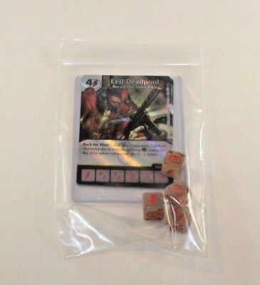 DOGPOOL BARK 90 Deadpool Dice Masters Rare