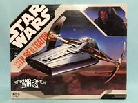 Star Wars 30th Sith Infiltrator Misb