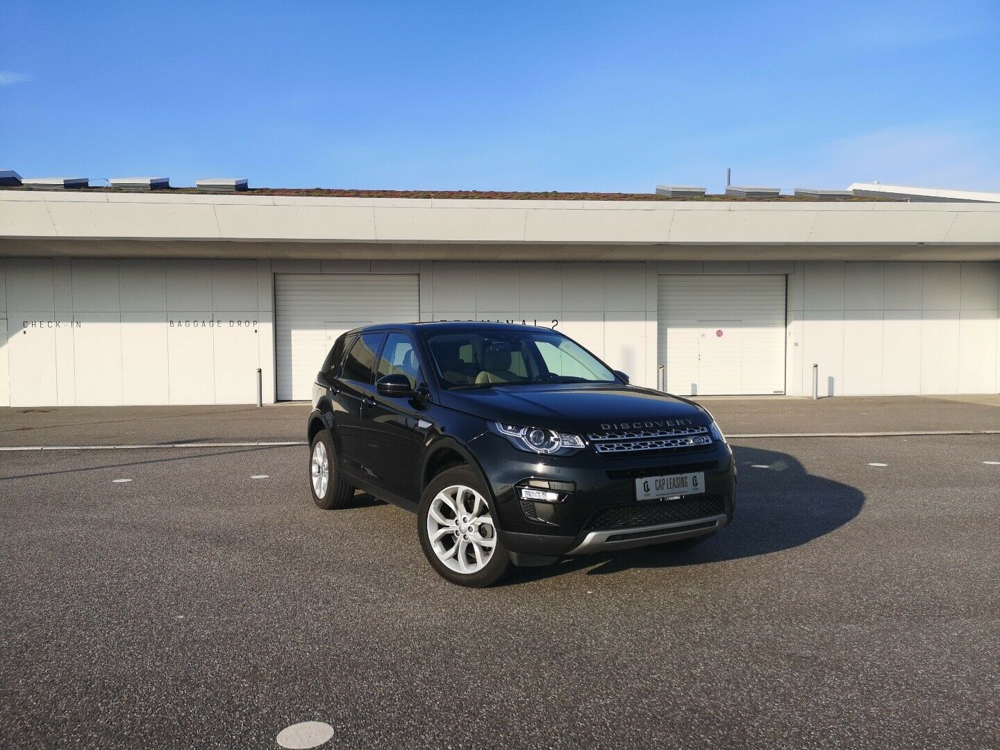 Land Rover Discovery Sport 2,2 SD4 HSE aut. 7prs 5d - 2.486 kr.