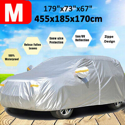 Renault Megane Universal Extra Large Breathable Full Car Cover