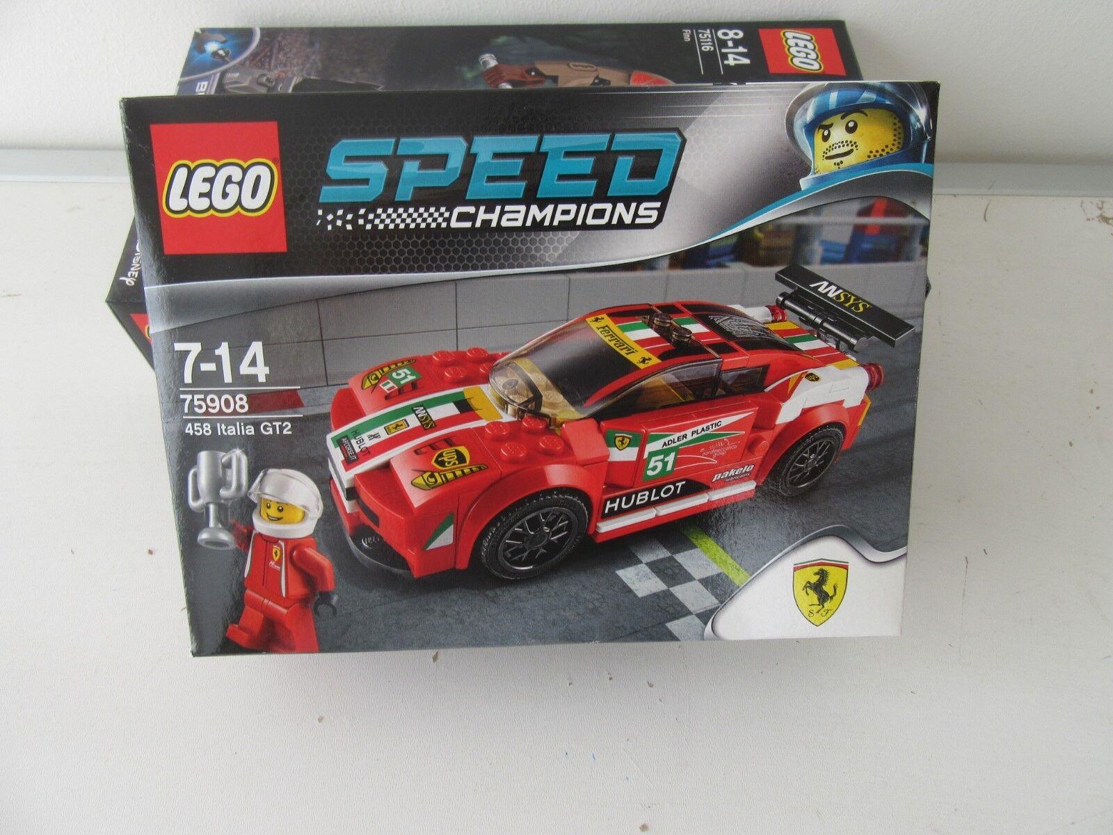 LEGO ® 75908 Speed  458 Italia GT2