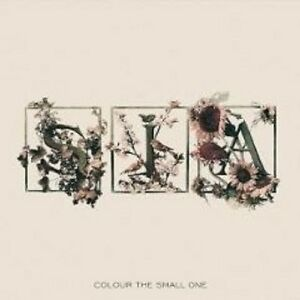Sia-034-colour-of-the-small-034-CD-NUOVO