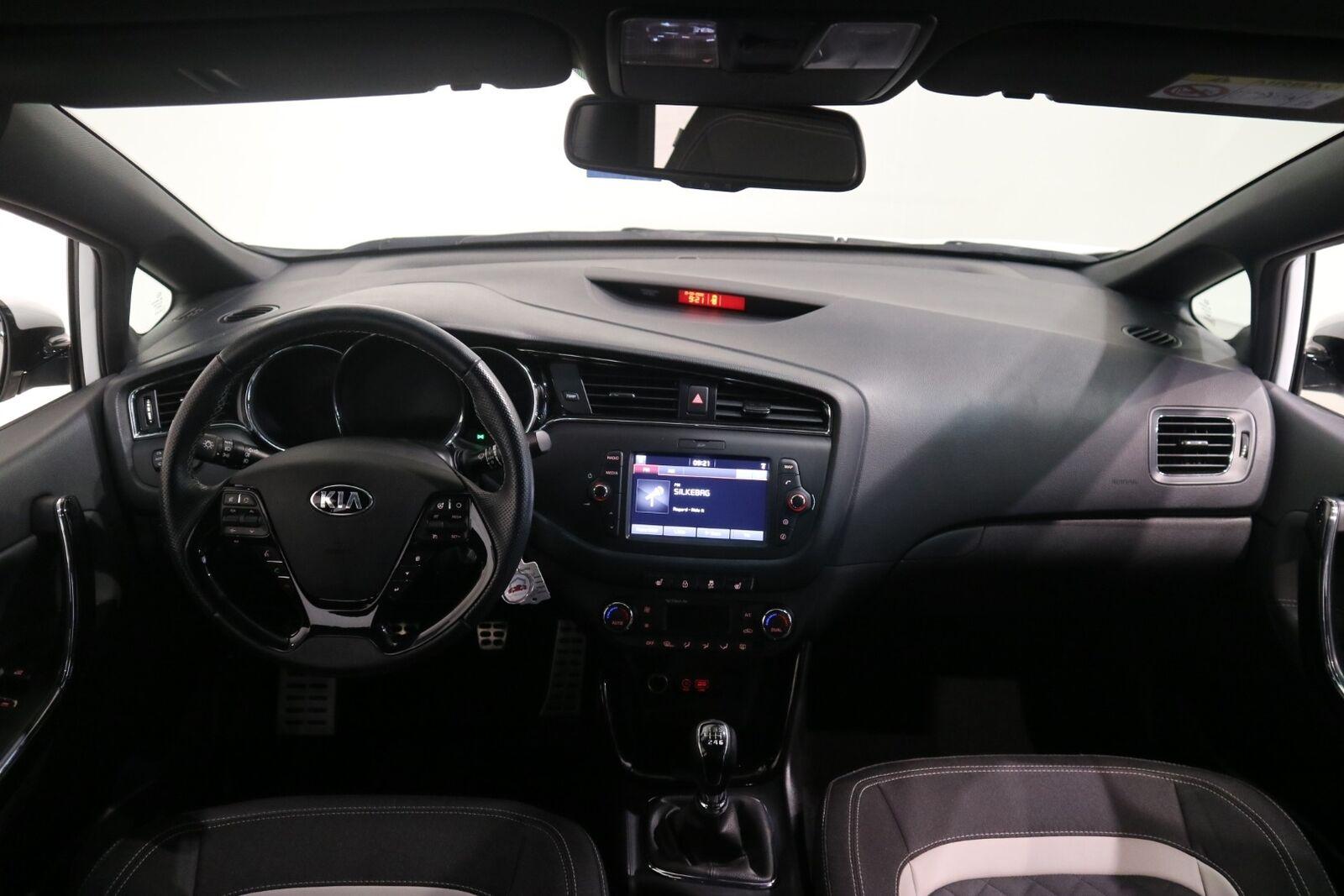 Kia Ceed 1,6 CRDi 136 GT-Line Limited SW - billede 6