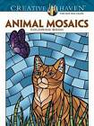 Creative Haven Animals Mosaics Coloring Book by Jessica Mazurkiewicz (Paperback, 2015)