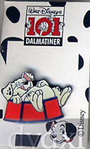 PROPIN 6865  101 Dalmatians Walt Disney Pin Lucky KLPB06