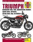 Triumph Bonneville T100, T120, Speedmaster, Bobber, Speed Twin, Thruxton, Street Twin, Cup, Scrambler (16 to 19): 16 to 19 by Matthew Coombs (Paperback, 2020)