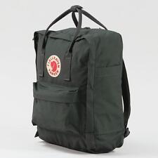 Fjallraven Swedish Outdoor Clothing Unisex Kanken Rucksack Bag Forest Green