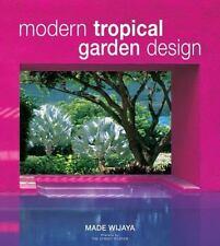Item 4 Modern Tropical Garden Design Home Gardening