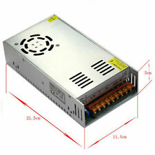 DC 12V30A 360W Regulated Transformer Power Supply For LED Strip USA