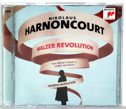 1 von 1 - CD NIKOLAUS HARNONCOURT - Walzer Revolution