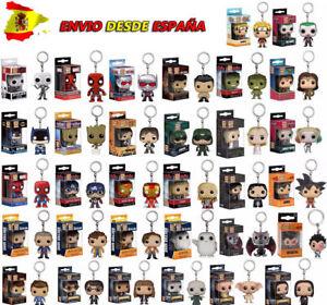Llavero-Funko-POP-Pocket-Keychain-Figura-Once-Eleven-Groot-Harley-Quinn-Espana