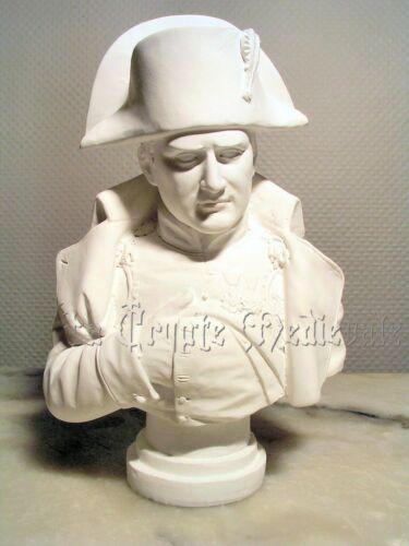 BUSTE DE NAPOLEON BONAPARTE MM BLANC/EMPIRE/FRANCE IMPERIALE
