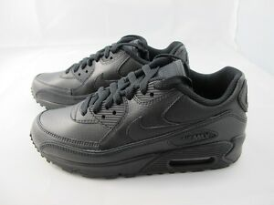 premium selection ccdf7 fb29d Image is loading NEW-JUNIORS-NIKE-AIR-MAX-90-307793-002-