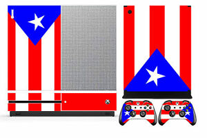 Flag 266 Vinyl Decal Cover Skin Sticker For Xbox360 Slim And 2 Controller Skins Video Games & Consoles