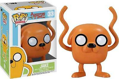 Adventure Time - Jake Pop! Vinyl Figure * NEW IN BOX * Funko
